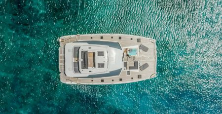 Fountaine Pajot Katamaranı Power 67