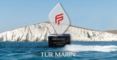 fountaine pajot tur marin best growth 2021 ödülü